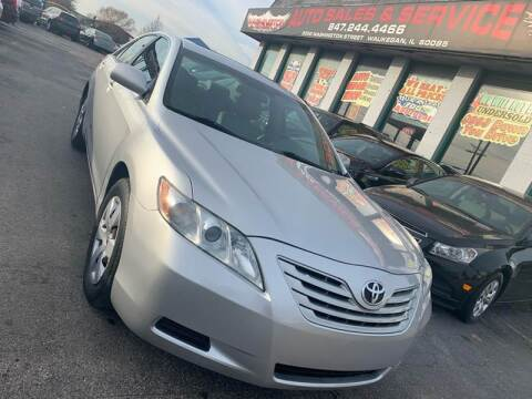 2009 Toyota Camry for sale at Washington Auto Group in Waukegan IL