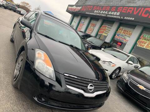 2008 Nissan Altima for sale at Washington Auto Group in Waukegan IL