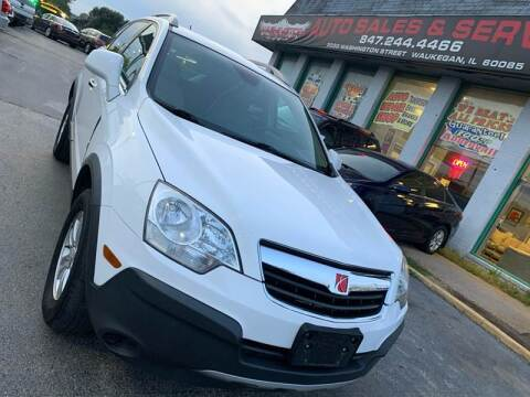 2008 Saturn Vue for sale at Washington Auto Group in Waukegan IL