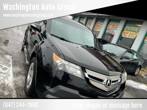2007 Acura MDX for sale at Washington Auto Group in Waukegan IL