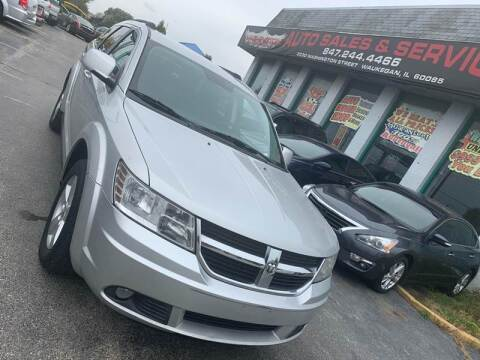 2010 Dodge Journey for sale at Washington Auto Group in Waukegan IL