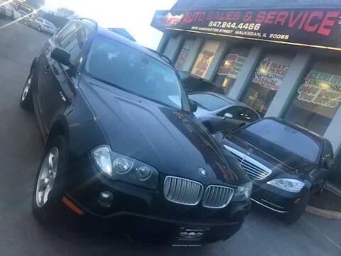 2007 BMW X3 for sale at Washington Auto Group in Waukegan IL