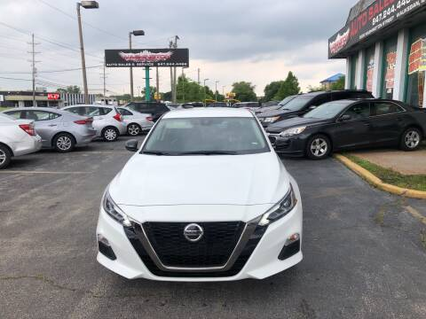 2020 Nissan Altima for sale at Washington Auto Group in Waukegan IL