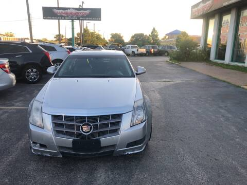 2010 Cadillac CTS for sale at Washington Auto Group in Waukegan IL