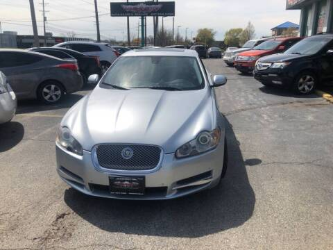 2010 Jaguar XF for sale at Washington Auto Group in Waukegan IL
