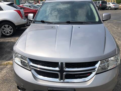 2016 Dodge Journey for sale at Washington Auto Group in Waukegan IL