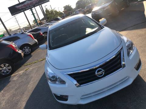 2015 Nissan Altima for sale at Washington Auto Group in Waukegan IL