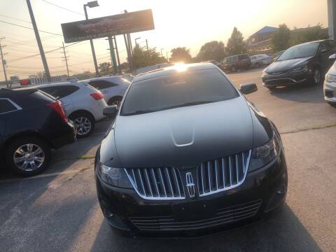 2011 Lincoln MKS for sale at Washington Auto Group in Waukegan IL