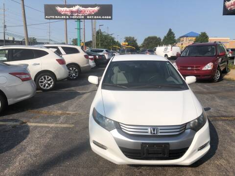 2011 Honda Insight for sale at Washington Auto Group in Waukegan IL