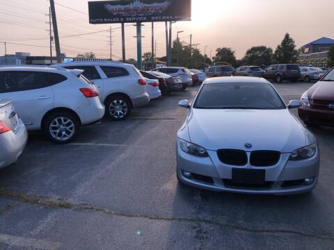2008 BMW 3 Series for sale at Washington Auto Group in Waukegan IL