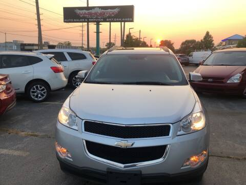 2012 Chevrolet Traverse for sale at Washington Auto Group in Waukegan IL