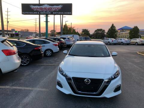 2019 Nissan Altima for sale at Washington Auto Group in Waukegan IL