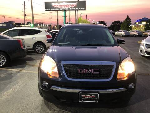 2009 GMC Acadia for sale at Washington Auto Group in Waukegan IL