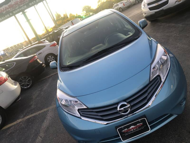2014 Nissan Versa Note for sale at Washington Auto Group in Waukegan IL