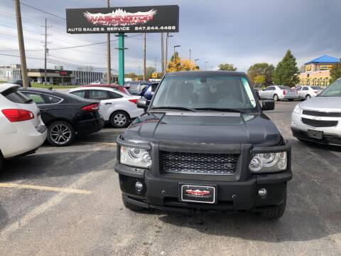 2007 Land Rover Range Rover for sale at Washington Auto Group in Waukegan IL