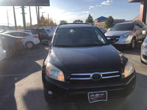 2008 Toyota RAV4 for sale at Washington Auto Group in Waukegan IL