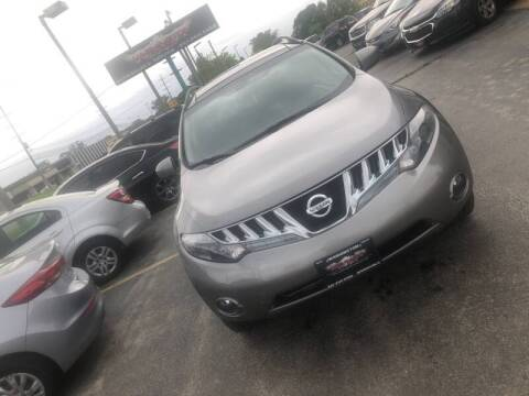 2010 Nissan Murano for sale at Washington Auto Group in Waukegan IL