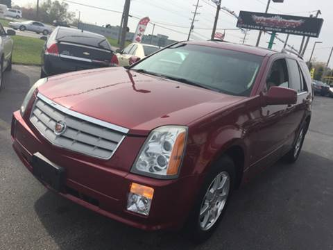 2007 Cadillac SRX for sale in Waukegan, IL