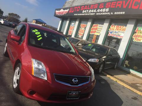 2011 Nissan Sentra for sale in Waukegan, IL