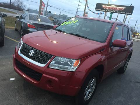 2011 Suzuki Grand Vitara for sale in Waukegan, IL