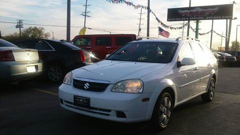 2007 Suzuki Forenza for sale in Waukegan, IL