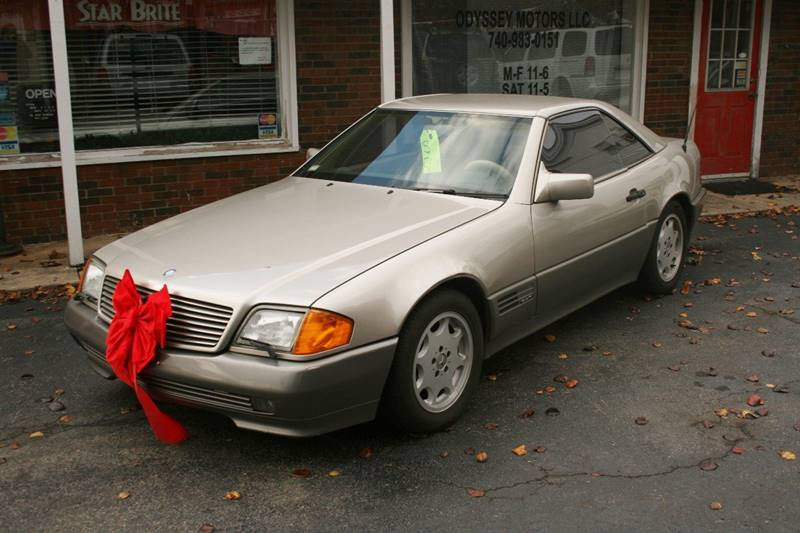 1992 mercedes benz sl class 500sl for sale cargurus for Mercedes benz bloomfield