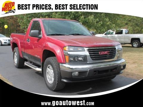 2004 GMC Canyon for sale in Plainwell, MI