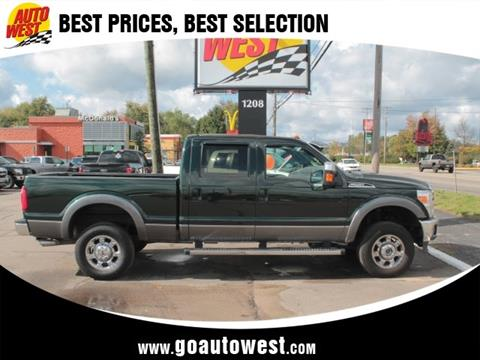 2014 Ford F-250 Super Duty for sale in Plainwell, MI