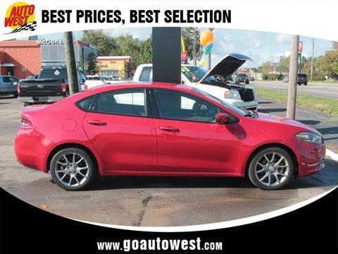 2014 Dodge Dart for sale in Plainwell, MI