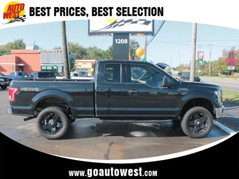 2015 Ford F-150 for sale in Plainwell, MI