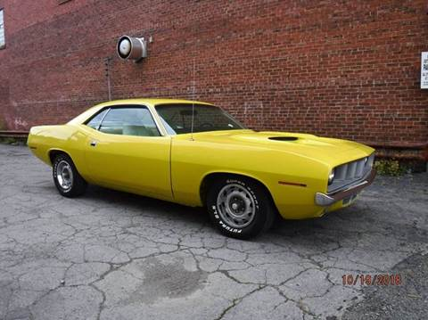 1971 Plymouth Barracuda for sale in Mc Kees Rocks, PA
