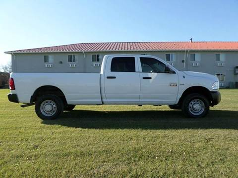 2012 RAM Ram Pickup 2500 for sale at Grand Valley Motors in West Fargo ND