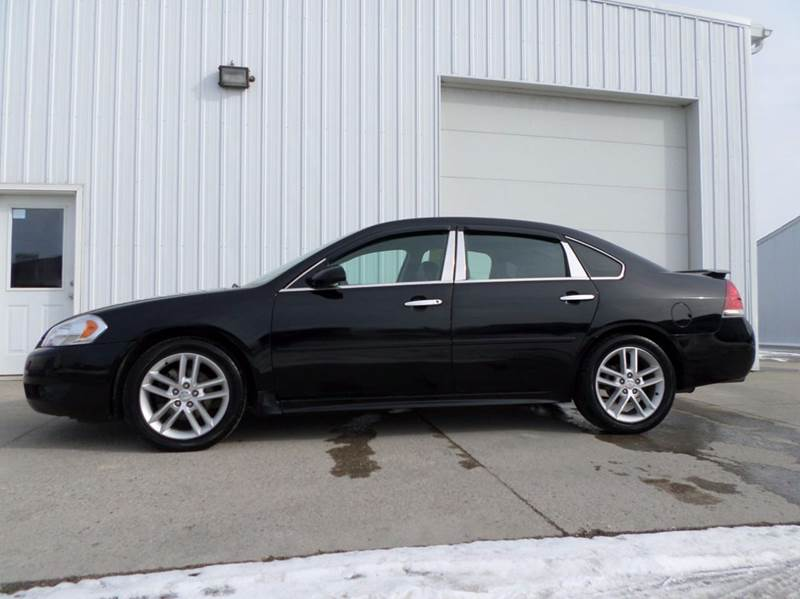 2012 Chevrolet Impala for sale at Grand Valley Motors in West Fargo ND