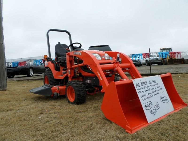 2011 Kubota BX2660  - West Fargo ND