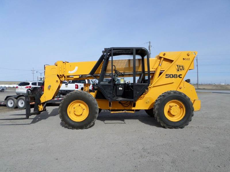 2000 JCB 508C for sale at Grand Valley Motors in West Fargo ND