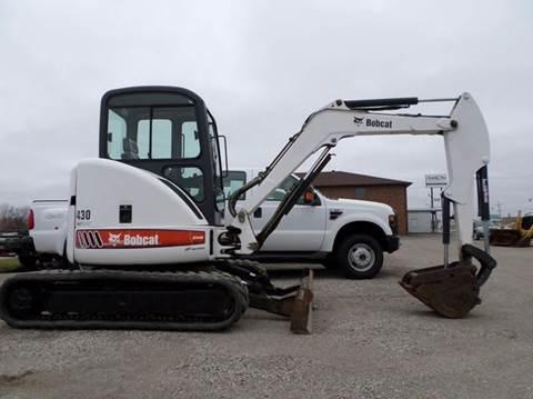 2007 Bobcat 430 HAG for sale at Grand Valley Motors in West Fargo ND