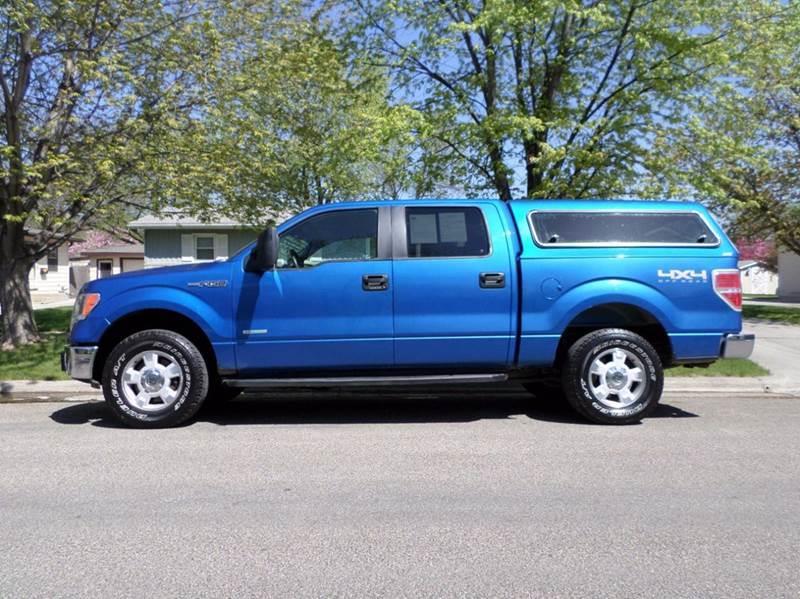 2014 Ford F-150 4x4 XLT 4dr SuperCrew Styleside 6.5 ft. SB - West Fargo ND