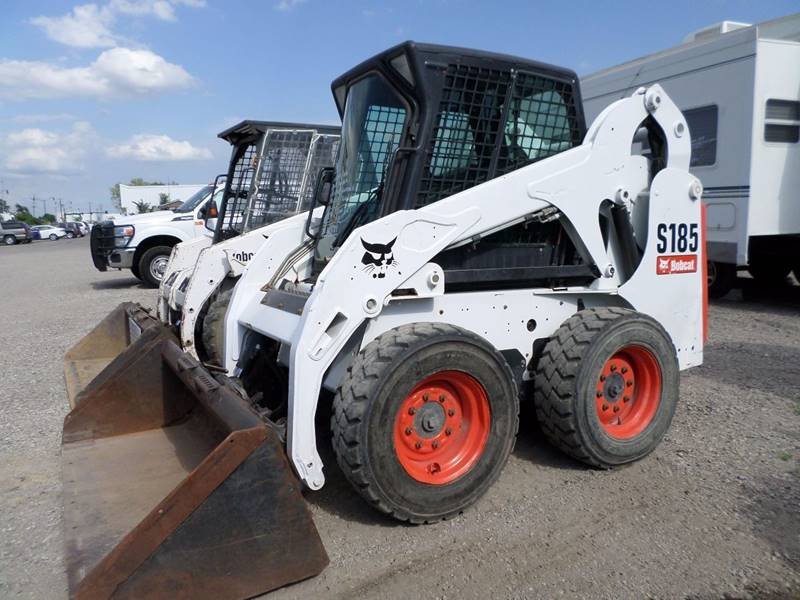 2012 Bobcat S185  - West Fargo ND