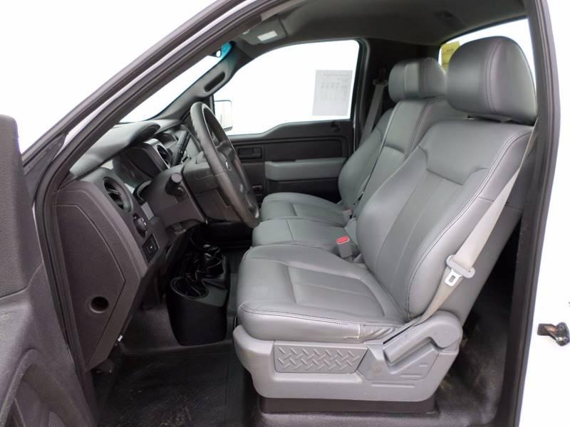 2011 Ford F-150 4x4 XL 2dr Regular Cab Styleside 8 ft. LB - West Fargo ND