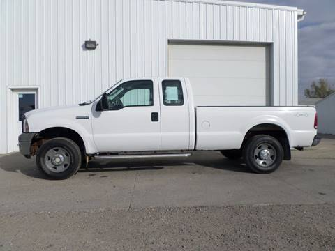 2005 Ford F-250 Super Duty for sale in West Fargo, ND