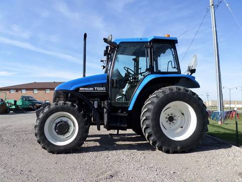 2002 New Holland TS 90