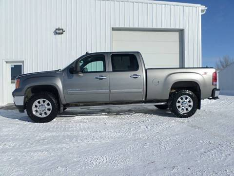 2012 GMC Sierra 3500HD for sale in West Fargo, ND