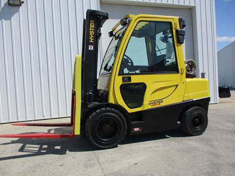 2012 HYSTER H70FT FORKLIFT for sale in West Fargo, ND