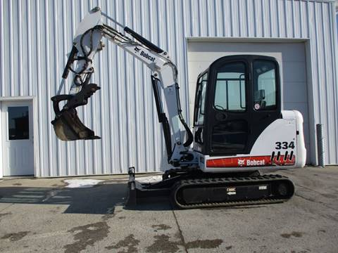 2006 Bobcat 334 EXCAVATOR for sale in West Fargo, ND