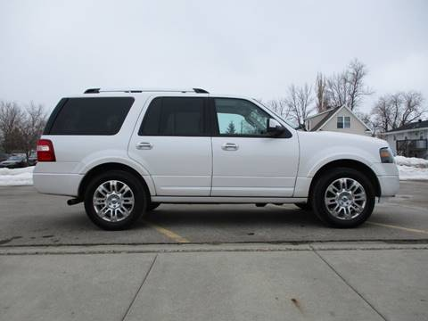 2011 Ford Expedition Limited for sale at Grand Valley Motors in West Fargo ND