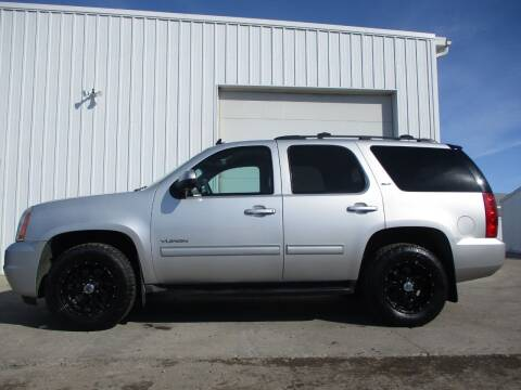 2010 GMC Yukon SLT for sale at Grand Valley Motors in West Fargo ND