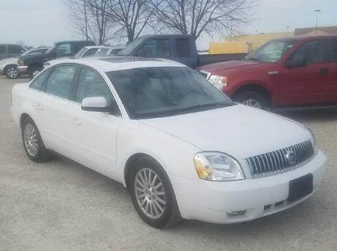 2006 Mercury Montego for sale at Doug's Auto Sales in Columbia MO