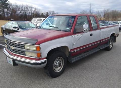 1992 Chevrolet C/K 2500 Series For Sale - Carsforsale.com®