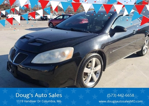 2006 Pontiac G6 for sale in Columbia, MO