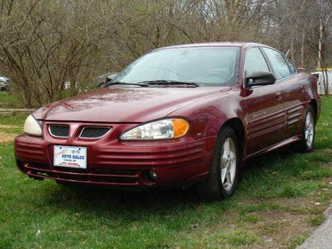 2000 Pontiac Grand Am for sale in Columbia, MO